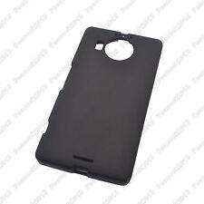 Black Matting TPU Silicone Case Cover for Microsoft LUMIA 950 XL
