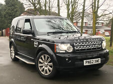 2012 LAND ROVER DISCOVERY 4 HSE TOP SPEC 62 REG BARGAIN MAY PX 3.0SD RANGE ROVER