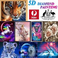 Full Drill DIY 5D Diamond Painting Embroidery Cross Craft Stitch Kit Decor Craft