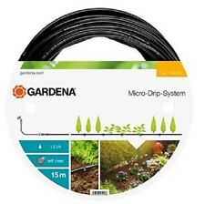 GARDENA 1350-20 - Tubo de distribución de 15 metros.  Ø4,6 mm  (3/16'') jardin