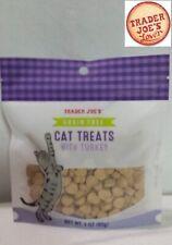 Trader Joes Cat Treats Turkey - Grain Free Snack Food New ~ Free Shipping