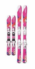 Elan Kinder Ski Sky QS Junior 90 Cm El 4 5 AC Bindung Montage