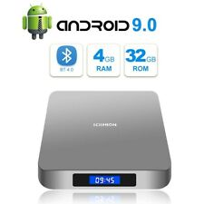 SCISHION TUREWELL Android 9.0 TV Box, Its Bluetooth, USA Seller Get it Quick !!