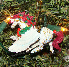 Christmas Angel Ornament (Horse of Different Color by Westland, 20637) Arabian