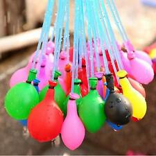 111Pcs Water Bombs Frozen Magic Balloons for Summer Children Party game kids Toy