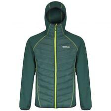 Altro giacche da uomo verde con cappuccio