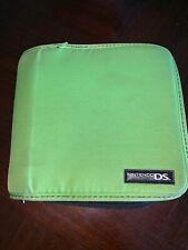 Nintendo DS Folio Pull & Go Case - Lime Green