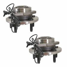 BH513229 x 2 New Front Wheel Bearing Hub Assembly Left And Right Side Pair