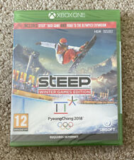 Steep Winter Games Edition PyeongChang 2018 - Xbox One - New & Sealed