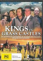 KINGS IN GRASS CASTLES - ERNIE DINGO - NEW & SEALED DVD - FREE LOCAL POST