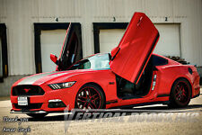 2015 Ford Mustang Vertical Doors Inc. Lambo Door Kit 15-16 Scissor Doors