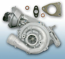 Turbolader Volvo 2,0TDCi 760774-3 728768-5 3M5Q6K682BA 3M5Q6K682CC mit Dichtung!