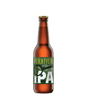 Fixation IPA Bottles 330mL case of 24 Craft Beer India Pale Ale