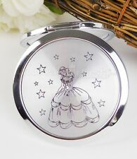 Sweet 15 Quinceanera Favors Compact Mirror Wedding Mis Quince Anos Sweet 16