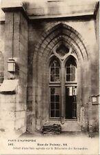 CPA PARIS (5e) 24 Rue de Poissy. Refectoire des Bernardins (535489)