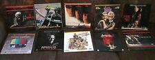113 Count Laserdisc LOT! Film Classics, Boxed Sets, 5 for $20