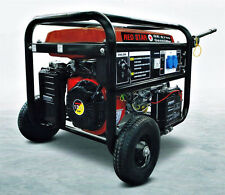 Gruppo elettrogeno generatore di corrente MOSA mod.GE 6700 Red Star