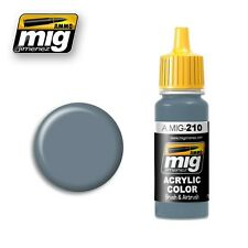Ammo of Mig A.MIG-0210 FS 35237 Gray Blue - Peinture Acrylique 17ml