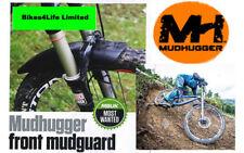Mudhugger MTB Front Mudguard for Suspension Mountain Bike - Shorty