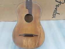 ANTIQUE PARLOR GUITAR - 46 mm WIDE NECK