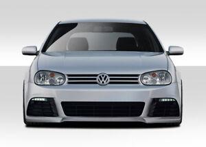 99-05 Volkswagen Golf R Look Duraflex Front Body Kit Bumper!!! 109475