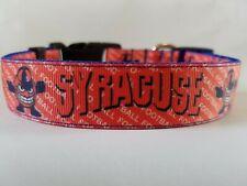 Syracuse University  Football Dog Collar