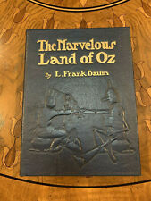 THE MARVELOUS LAND OF OZ, By L. Frank Baum, Easton Press