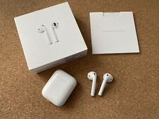 Apple AirPods Headset mit Ladecase - Weiß (MV7N2AM-A) B214