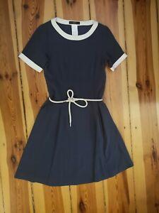 Max Mara Weekend Kleid Blau Gr. 36