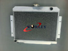 Radiateur en aluminium à de pour Jeep CJ CJ5 CJ6 CJ7 CJ7 3.8 4.2 5.0 70-85