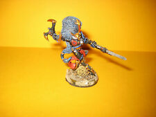 Warhammer 40k - Eldar - Craftworlds - metal Jain Zar - well painted