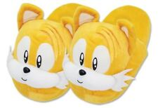 Sonic The Hedgehog Tails Head Slippers
