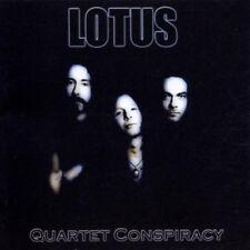 Lotus - Quartet Conspiracy (Stoner Rock) CD NEU