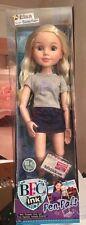 "MGA BFC, Ink Large Doll Pen Pals Elsa from Sweden 18"" Blonde doll"