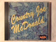 COUNTRY JOE McDONALD Omonimo Same S/t cd 1992 IL GRANDE ROCK COME NUOVO LIKE NEW