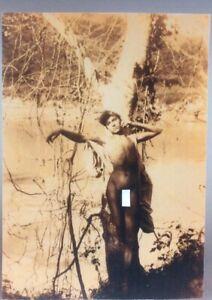 Vintage Photo By Guglielmo Pluschow.  Reproduction Of Original Circa 1880