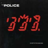 The Police - Ghost In The Machine [CD]