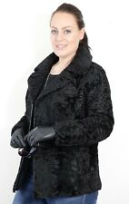 A911 SWAKARA PERSIANERJACKE PELZ JACKE PERSIANER MANTEL - PERSIAN LAMB JACKET