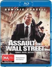 Assault On Wall Street (Blu-ray, 2015) - Region B