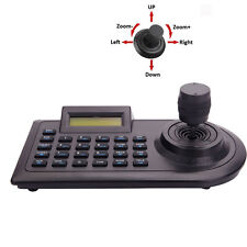 Three Dimensional 3D Keyboard Controller Security for PTZ CCTV Camera Joystick