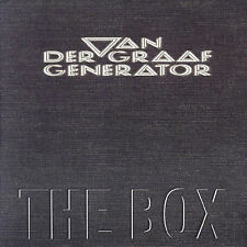The Box by Van der Graaf Generator (CD, Nov-2000, Emi/Virgin)