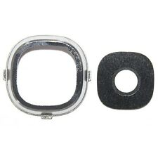 Camera Lens Cover With Frame For Samsung Galaxy S4 SIV i9500 Replacement Part