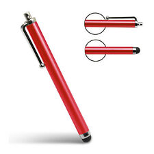 Stylus pen for iPad ,Tab ,Motorola Xoom,ALL Touchscreen Cellphone,Tablets-Red