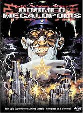 Doomed Megalopolis (DVD, 2002)