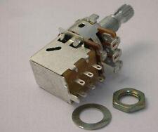 Push Pull Linear Potentiometer B 25K Switch Pot,PP06s