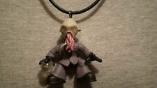 Doctor Who Ood Figure Charm Jewelry Sci-fi  Necklace
