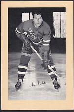 1945-1964 Beehive Group II 2 Hockey Alex Kaleta New York Rangers Hi Grade Single