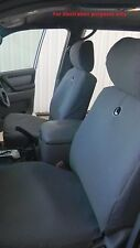 Tuffnuts Canvas seat cover, Holden Rg Colorado LTZ front and rear