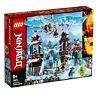 70678 LEGO Ninjago Castle of the Forsaken Emperor with Ice Dragon 1218pcs 9yrs+
