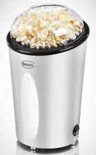 Brand New Swan Silver Popcorn Maker